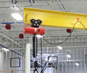 Overhead Crane Installation for Warehouses, Distribution Centers and machine Shops